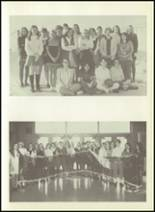 1970 Romulus Central High School Yearbook Page 92 & 93