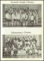1970 Romulus Central High School Yearbook Page 100 & 101