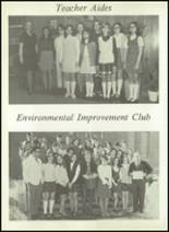 1970 Romulus Central High School Yearbook Page 104 & 105