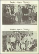1970 Romulus Central High School Yearbook Page 108 & 109