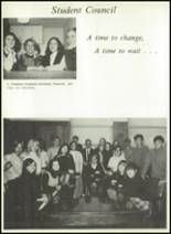 1970 Romulus Central High School Yearbook Page 110 & 111