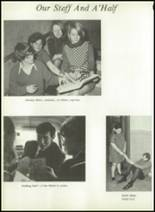1970 Romulus Central High School Yearbook Page 118 & 119