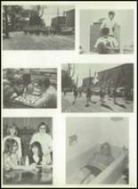 1970 Romulus Central High School Yearbook Page 126 & 127
