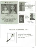 1999 Rancho Cucamonga High School Yearbook Page 314 & 315