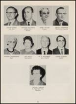 1964 Boone High School Yearbook Page 14 & 15