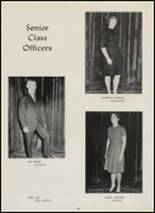 1964 Boone High School Yearbook Page 18 & 19