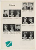 1964 Boone High School Yearbook Page 20 & 21