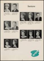 1964 Boone High School Yearbook Page 22 & 23