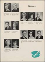1964 Boone High School Yearbook Page 24 & 25