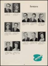 1964 Boone High School Yearbook Page 26 & 27