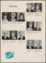 1964 Boone High School Yearbook Page 28 & 29
