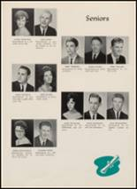 1964 Boone High School Yearbook Page 30 & 31