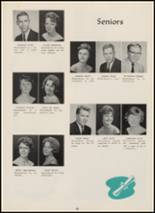1964 Boone High School Yearbook Page 32 & 33