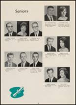 1964 Boone High School Yearbook Page 34 & 35