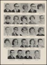 1964 Boone High School Yearbook Page 36 & 37