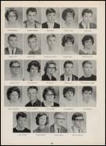 1964 Boone High School Yearbook Page 42 & 43
