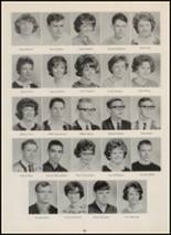 1964 Boone High School Yearbook Page 44 & 45