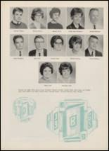 1964 Boone High School Yearbook Page 46 & 47