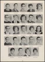 1964 Boone High School Yearbook Page 48 & 49
