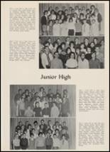 1964 Boone High School Yearbook Page 60 & 61