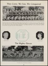 1964 Boone High School Yearbook Page 70 & 71