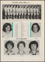 1964 Boone High School Yearbook Page 80 & 81