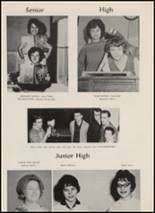 1964 Boone High School Yearbook Page 92 & 93