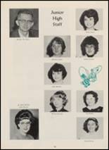 1964 Boone High School Yearbook Page 94 & 95