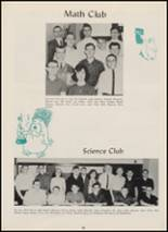 1964 Boone High School Yearbook Page 98 & 99