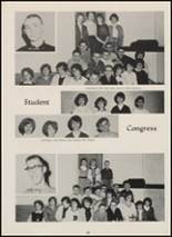 1964 Boone High School Yearbook Page 100 & 101