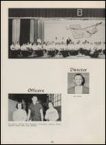 1964 Boone High School Yearbook Page 110 & 111