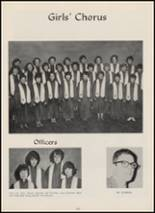 1964 Boone High School Yearbook Page 114 & 115