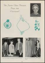 1964 Boone High School Yearbook Page 120 & 121
