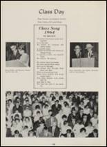 1964 Boone High School Yearbook Page 132 & 133