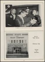 1964 Boone High School Yearbook Page 144 & 145