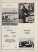 1964 Boone High School Yearbook Page 152 & 153