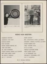 1964 Boone High School Yearbook Page 160 & 161