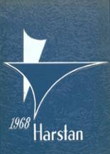 1968 Yearbook Flora High School