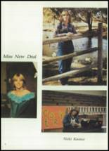 1980 New Deal High School Yearbook Page 12 & 13