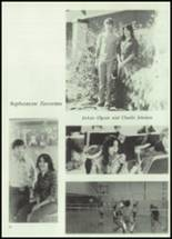 1980 New Deal High School Yearbook Page 22 & 23