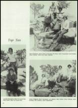 1980 New Deal High School Yearbook Page 24 & 25
