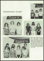 1980 New Deal High School Yearbook Page 42 & 43