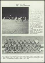 1980 New Deal High School Yearbook Page 54 & 55