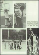 1980 New Deal High School Yearbook Page 62 & 63