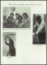 1980 New Deal High School Yearbook Page 80 & 81