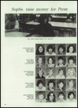 1980 New Deal High School Yearbook Page 92 & 93