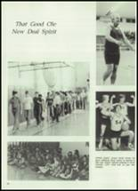1980 New Deal High School Yearbook Page 98 & 99