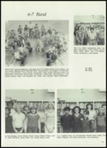 1980 New Deal High School Yearbook Page 110 & 111