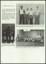 1980 New Deal High School Yearbook Page 112 & 113