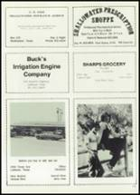 1980 New Deal High School Yearbook Page 142 & 143